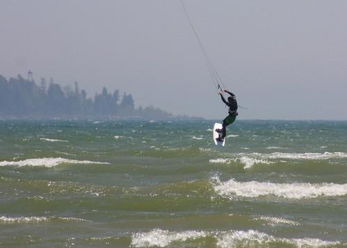 Jake kite jump 1