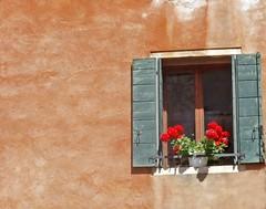 .. (RozeMeisje {Vinantic Photography}) Tags: flores window ventana italia mooi italie bloemen raam