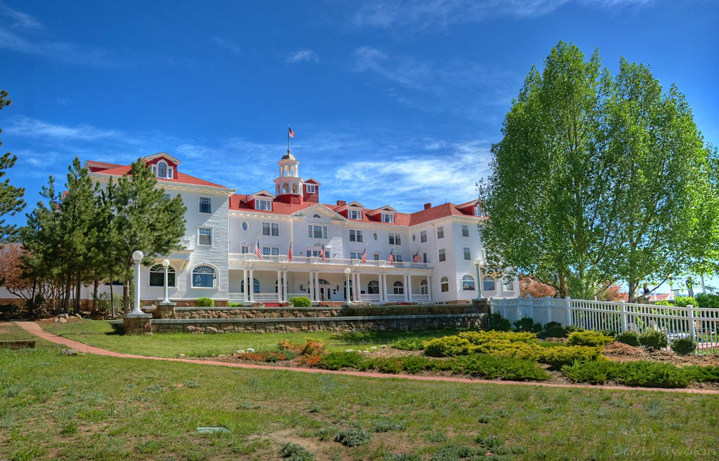 Stanley Hotel in Daylight