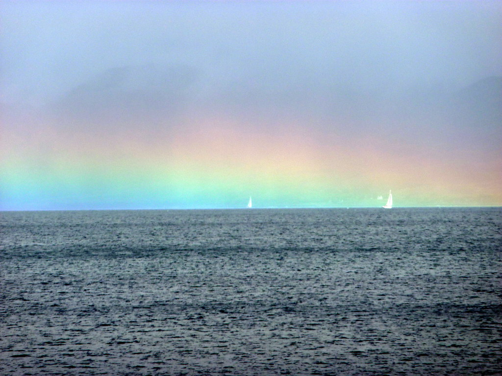 Horizontal Rainbow !!!!