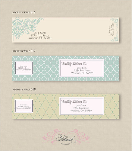 address labels Archives - Pittsburgh Luxury Wedding Invitations ...