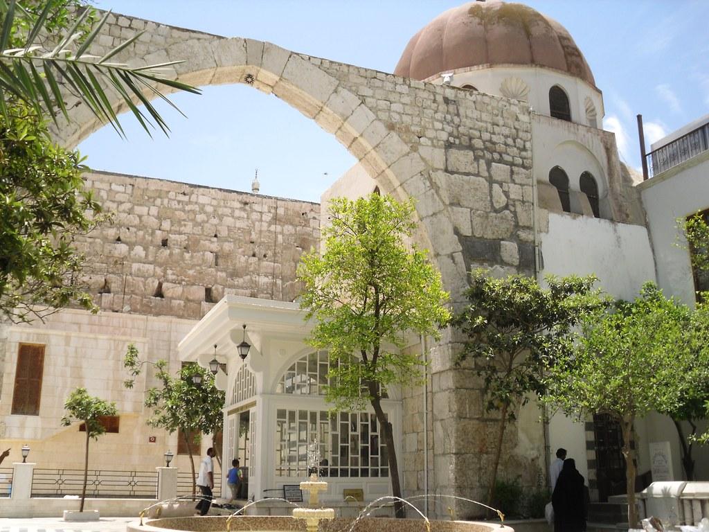 Картинки по запросу saladin mausoleum