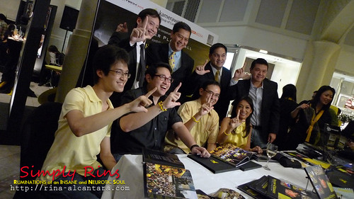 Noynoy Aquino's Campaign Photo Exhibit 06