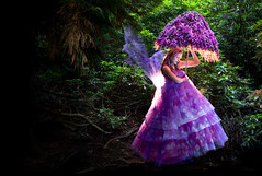Wonderland : The Foxglove Fairy (Kirsty Mitchell) Tags: sunset fairytale forest woods magic fairy helen fantasy wonderland storybook enchanted kirstymitchell elbievaneeden thefoxglovefairy