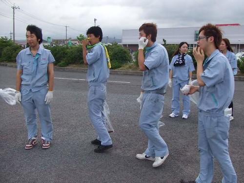 大村市民大清掃2010
