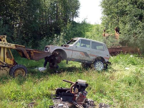 1985 Lada Niva