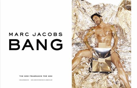 Marc Jacobs Bang Ad