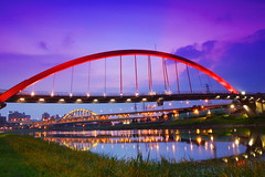 different moment@Rainbow Bridge-3 (michaelrpf) Tags: bridge landscape taiwan   rainbowbridge