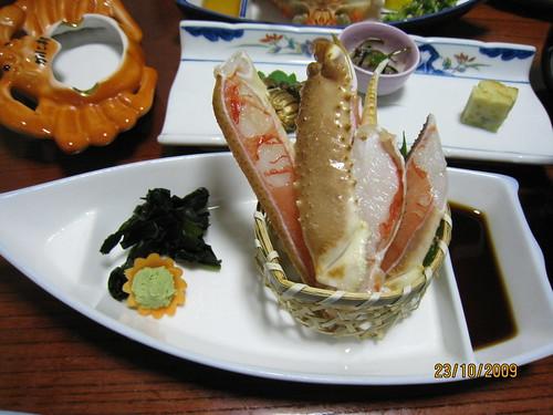 札幌_螃蟹本家