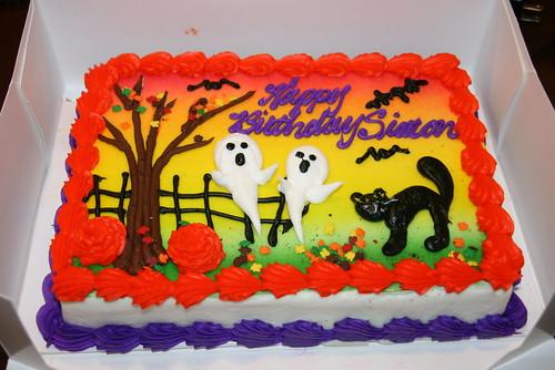 Simons Birthday Cake From Target