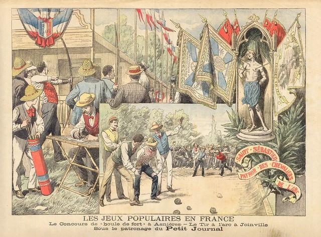 ptitjournal 23 juillet 1905 dos