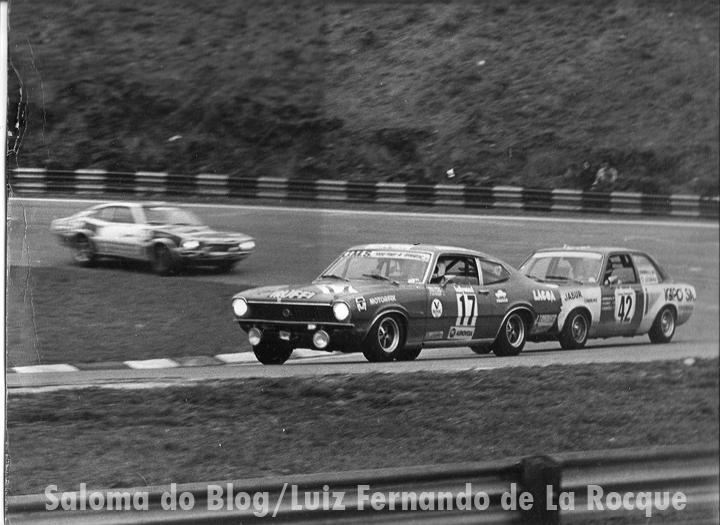 Maverick V8 25 Horas de Interlagos 1974