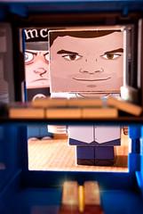 215/365 (Jesus Belzunce) Tags: money project paper toys gold pentax jesus caja days 365 dexter dias dinero oro proyecto billetes fuerte belzunce strobist k200d esmirriao