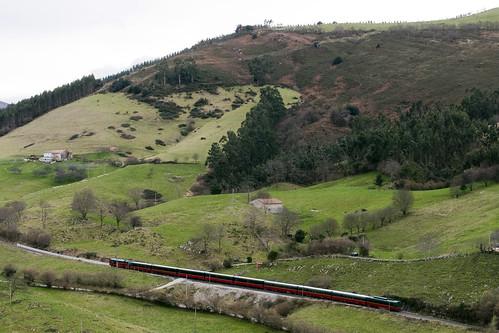 El Expreso de La Robla - countryside