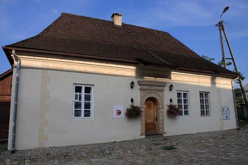 Dwór przeora przy kościele pocysterskim w Koprzywnicy