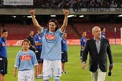 S.S.C. Napoli Macron 2010/11 Home, Away and Third Kits / Jerseys /Maglie