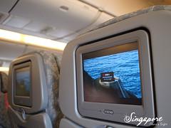 20100719-3 樟宜-桃園機場 E-P1 (20) (fifi_chiang) Tags: travel airplane airport singapore olympus ep1 17mm 新加坡 樟宜機場
