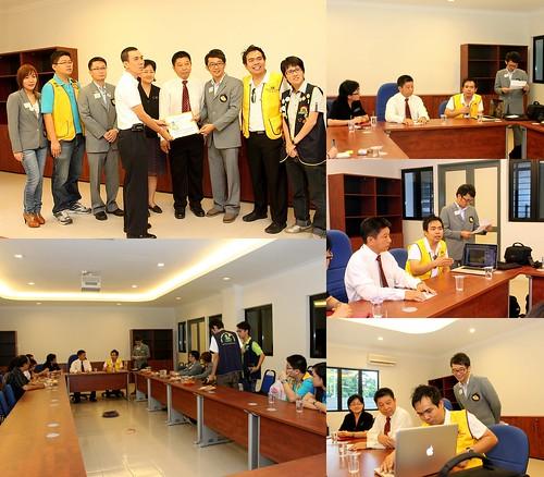 Donations RM 2000 to Chai Yin Zhi