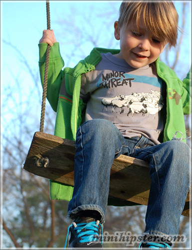 Elliott. MiniHipster.com: children's childrens clothing trends, kids street fashion, kidswear lookbook