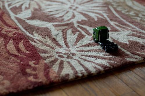 stupid rug