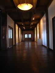 Crane Arts Lobby Hallway