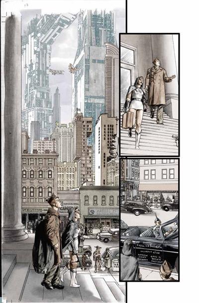 Futuristic Buildings Drawings by Futuristic Buildings