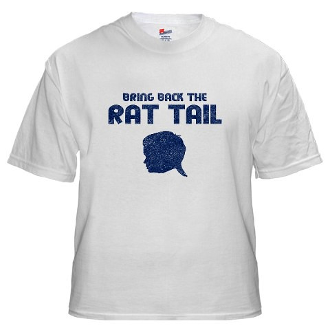 Rat tail t-shirts