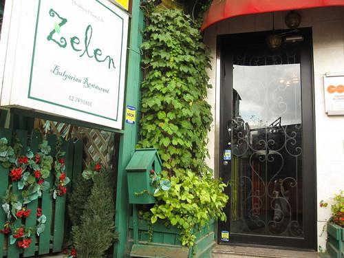 zelen with swan