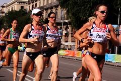 British squad (Edgar Barreira) Tags: barcelona greatbritain españa portugal athletics spain marathon rush partridge trackfield europeanchampionship fernandaribeiro