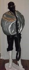 41 (Lara-Lee Lovedoll) Tags: leather female fetish tv doll mask boots bondage rubber crossdressing gloves heels latex corset gag layers tight bound nylon wetsuit catsuit pvc lovey enclosure feminization rubberdoll zentai breathplay