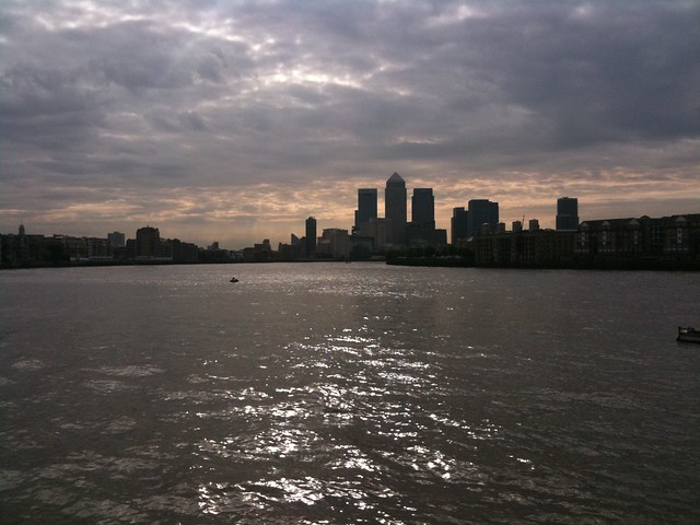 On the Thames Path