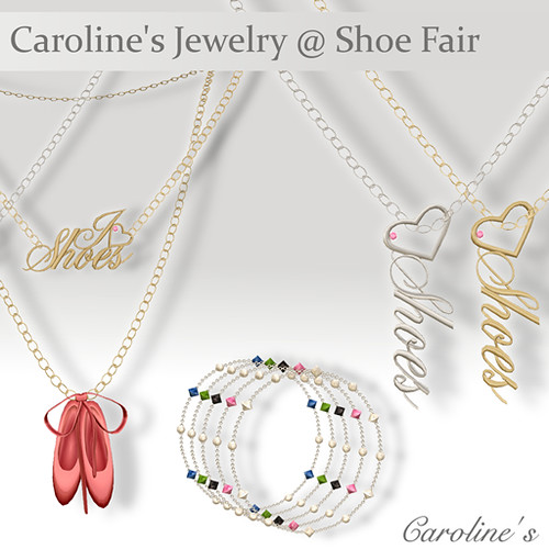 Caroline's Jewelry @ Shoe Fair