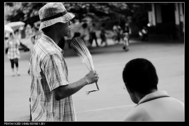 2010/08/07 八里左岸走走拍拍!