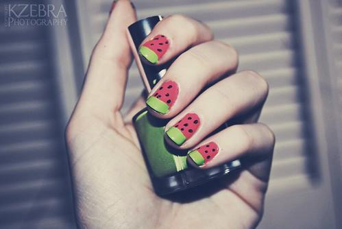 Mmm, watermelon.