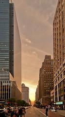 I am having a lot of fun (nosha) Tags: street new york city nyc sunset urban usa ny building tower beautiful beauty skyscraper apocalypse august 2010 lightroom nosha nikoncorporation nikond300 1116mmf28 1640secatf28