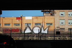 Another One Muthafuckers! (EMENFUCKOS) Tags: chicago graffiti bad mage aom kwote