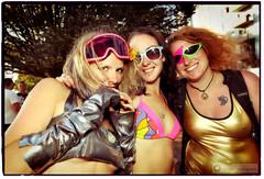 Vancouver Pride Festival (PiscesDreamer) Tags: street city costumes portrait urban festival vancouver britishcolumbia parade celebration portraiture westend downtownvancouver beachavenue pridefestival prideweek vancouverprideparade vancouverpridefestival sunsetbeachpridefestival
