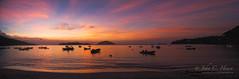 Hull Bay Panorama (John C. House) Tags: sunset water nikon nik caribbean gmt naturelovers d80 estremit johnchouse naturallynature johnchouse