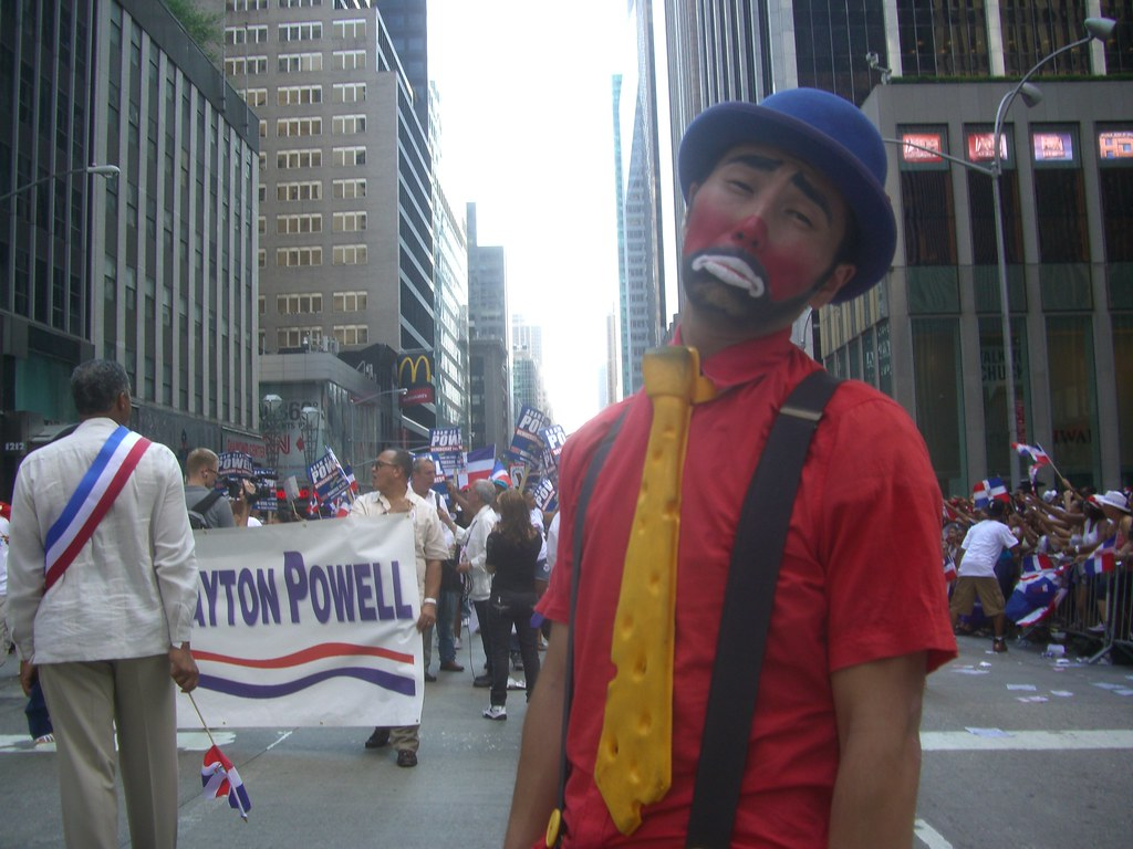 Clown Toto 0191 Clown Toto Nyc Tags Nyc Newyork Dominican Clown Magic Balloon