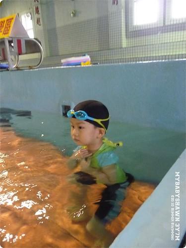 0724游泳紀錄