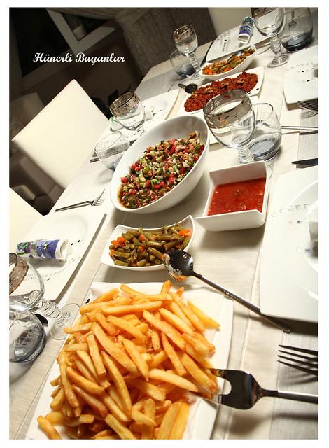 Ülkü'nün Akşam Yemeği Sofrası-5