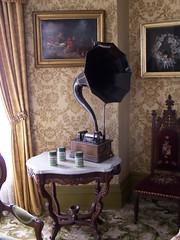 Geneva NY ~  Phonograph Player (Onasill ~ Bill Badzo) Tags: county new york ny ontario rose vintage geneva state player historical mansion society edison phonograph