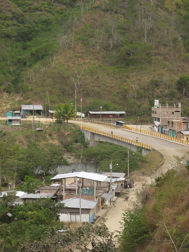 La Balsa Bridge