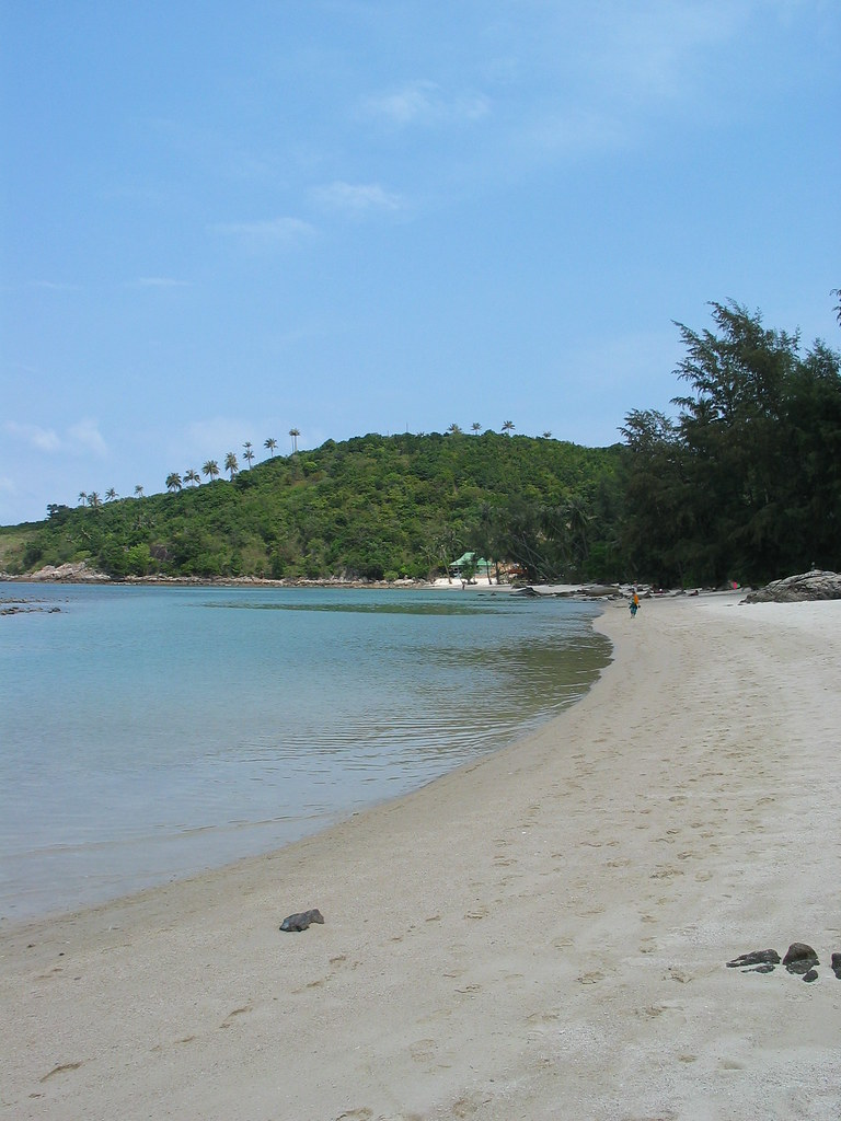 Long Bottle Beach, Ko Pha Ngan