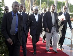 President Sharif walking on red carpet while Somalis are dying (macalin) Tags: usa america turkey sharif united un saudi arabia somali ahmed nations somalia qatar mauritania envoy somaliland ould somalian walad abdalla ahmedou amisomafrica ouldabdallah