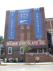 Wilbur Chocolate Company Store