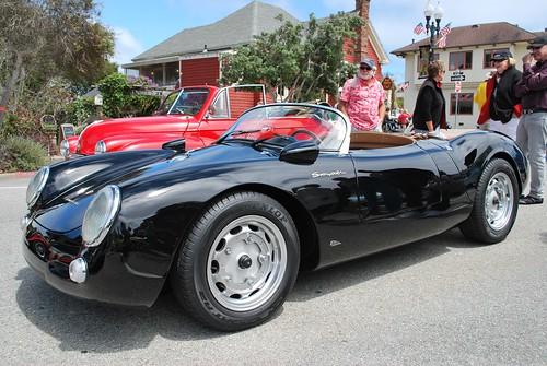 1955 Porsche Spyder 550