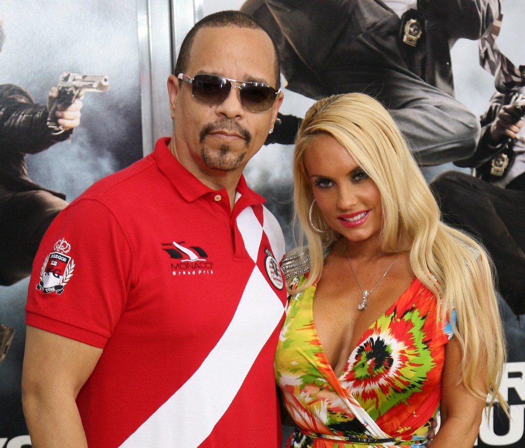 Ice-T, Coco, The Other Guys Movie Premiere