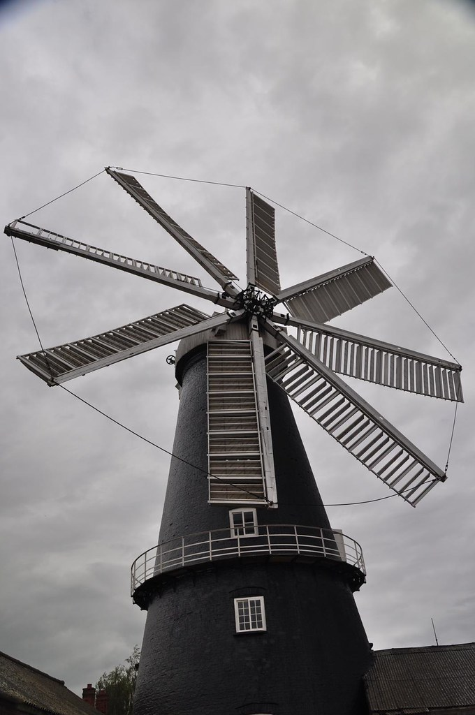 Heckington Mill Lincolnshire August 2010