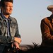 "Mark Deklin and Jon Voight in ""Lone Star"""